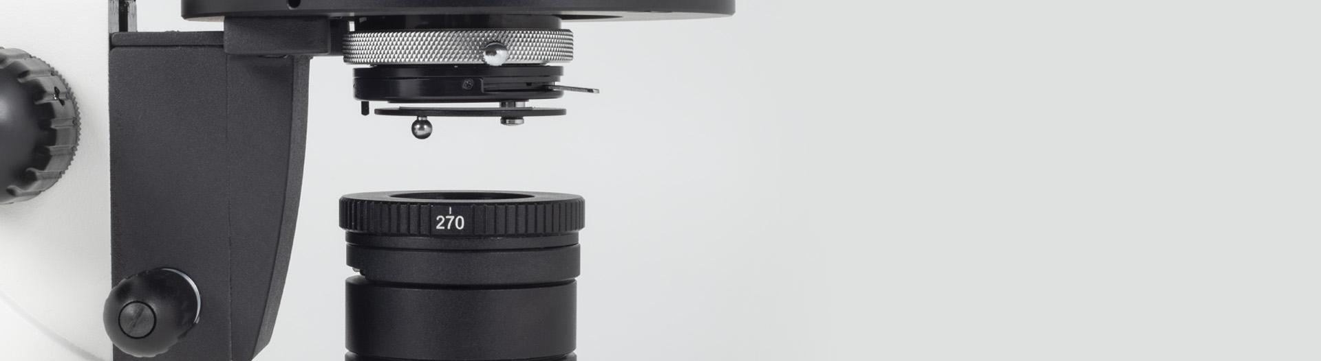 PM microscope Illumination