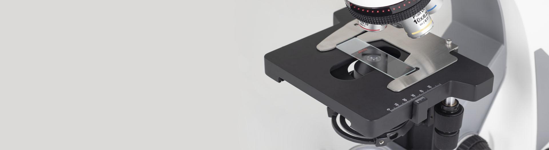 Panthera E2 microscope mechanics stage
