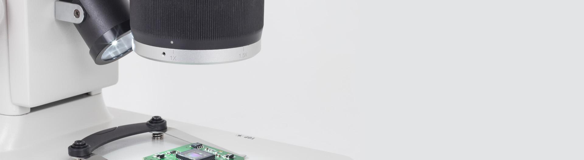 RED30 microscope Optics