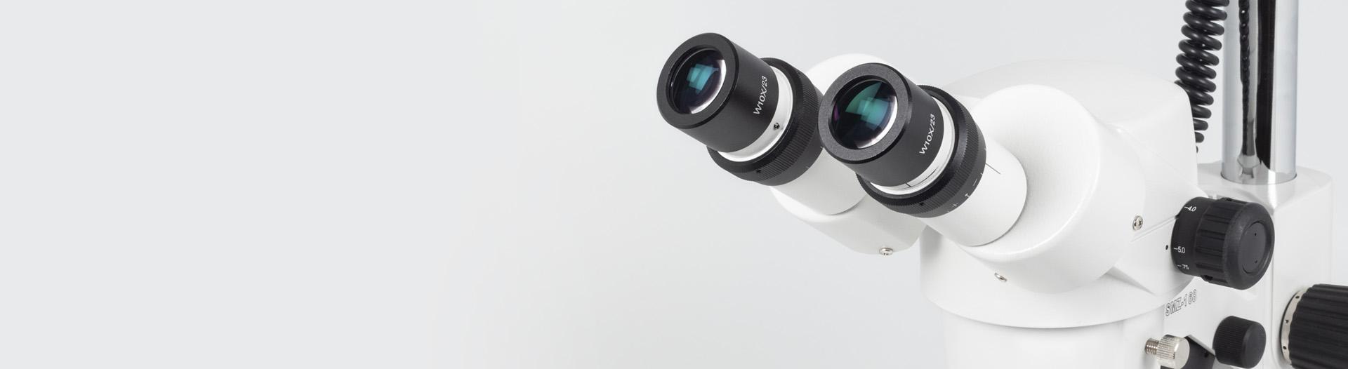SMZ168 microscope Optics